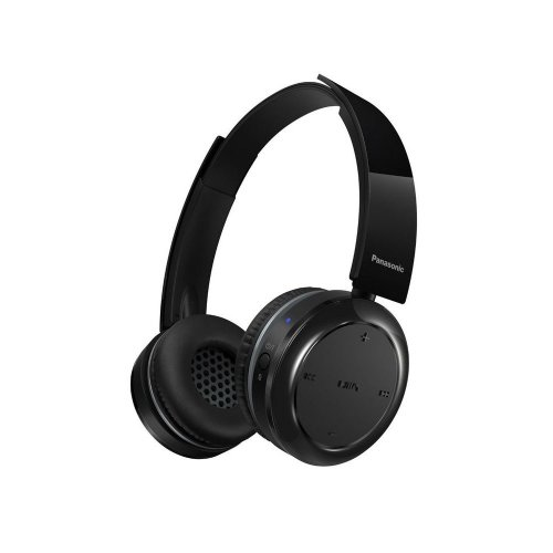 Panasonic RP-BTD5-K Wireless Bluetooth On-Ear Headphones - Black