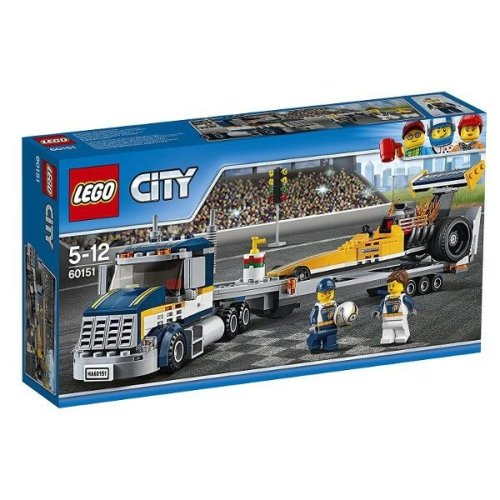 60151 Dragster Transporter