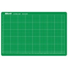 300x 450mm A3 Cutting Mat -  a3 cutting mat knife a2 a4 printed grid lines board healing crafts models non self slip