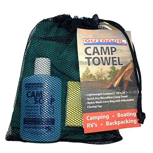 Outdoor RX Camper s Kit for Camping Boating RV s Hiking