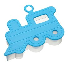 Let's Make Train 3 Dimensional Cookie Cutter