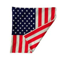 Western Style Throw Pillow Cover Decorative Cushion Covers, The American Flag