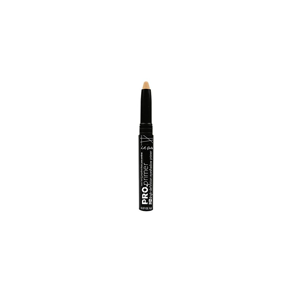 L A Girl Pro Primer Hd High Definition Eyeshadow Primer Nude 0 07 Ounce