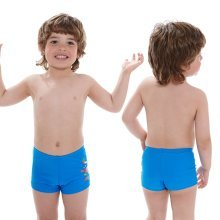 Swimming Trunks Blue 3-4 years