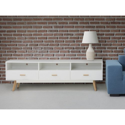 Commode - Shelving with Drawers - TV Stand - LIBERTY