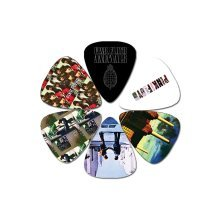Pink Floyd- Animals Guitar Pick Set - 6 Floyd Pack Picks Perris Licensed Designs -  6 guitar pink floyd pack picks perris licensed designs