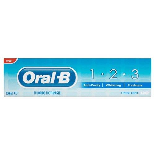 Oral-B 1-2-3 Toothpaste 100ml