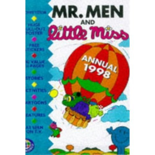 Mr. Men and Little Miss Annual 1998