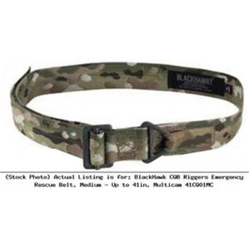 Blackhawk 41CQ01MC CQB Rigger's Belt, MultiCam, 41 in.