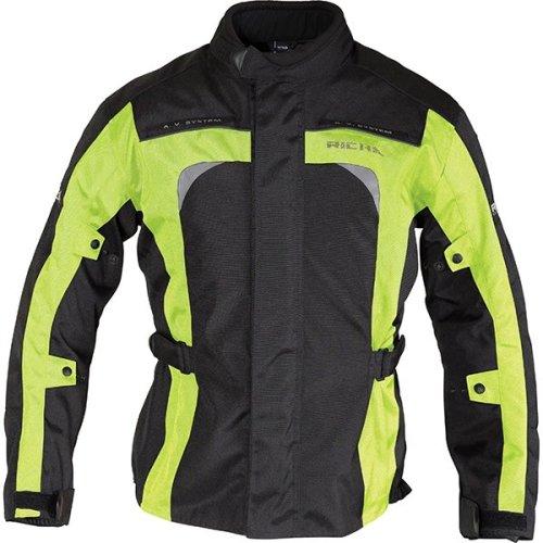 Richa Bolt Ladies Fluo Waterproof Textile Motorcycle Jacket