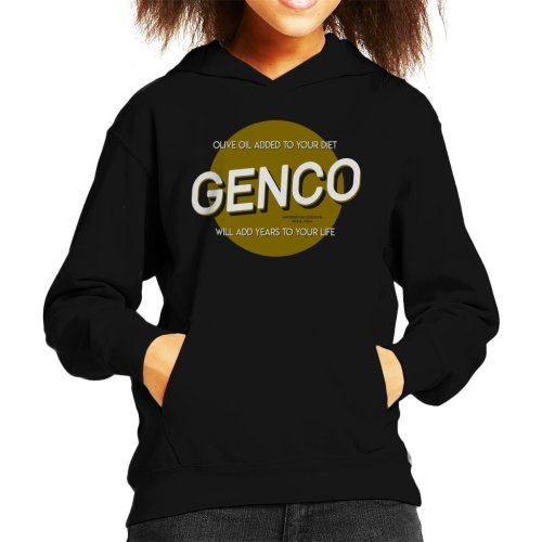 Genco Olive Oil Years The Godfather Kid's Hooded Sweatshirt