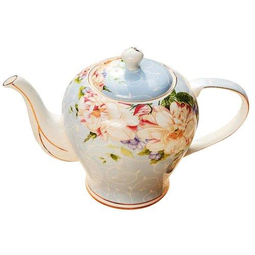 Creative European England Ceramic Coffee Pot Tea Service