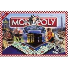 Sunderland Monopoly Family Board Game Brand New Sealed