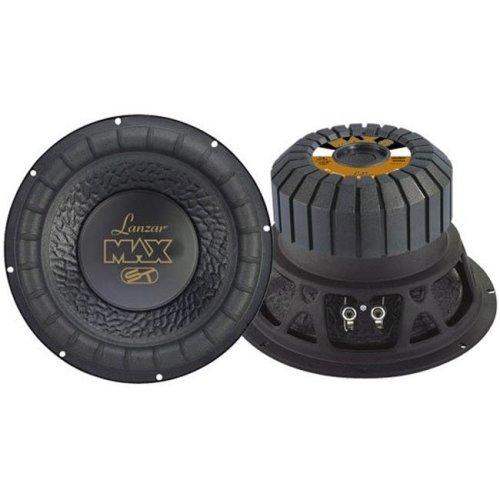 SOUND AROUND/LANZAR AUDIO MAX8 8   600 Watt Subwoofer Driver for Small Enclosures