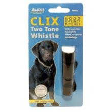 Clix Two Tone Whistle Sml