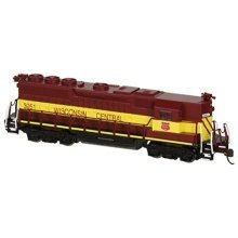 Bachmann Industries EMD GP50 - Wisconsin Central Locomotive with Operating Directional Headlights N Scale