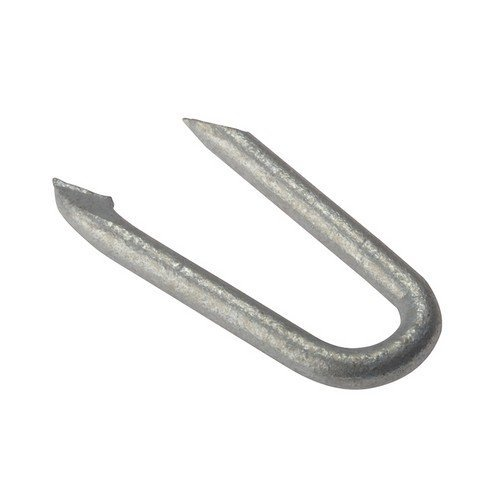 Forge 250NLNS20GB Netting Staple Galvanised 20mm Bag Weight 250g