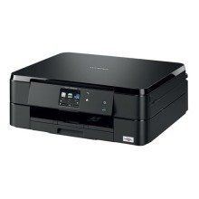 Brother Dcp-j562dwr 1200 X 6000dpi Inkjet A4 27ppm Wi-fi Black Multifunctional