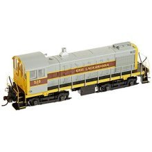 Bachmann Industries Alco S4 DCC Sound Value Equipped HO Scale #528 Erie Lackwanna Locomotive