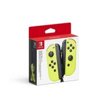 Nintendo Switch Joy-Con Controller Pair - Neon Yellow