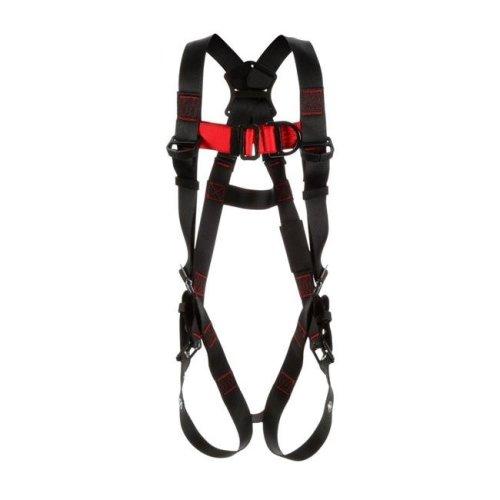 DBI Sala 098-1161521 Protecta Vest-Style Climbing Harness 1161521, Black -  Small