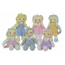 Simba My Love Dolly Rag Doll Assortment