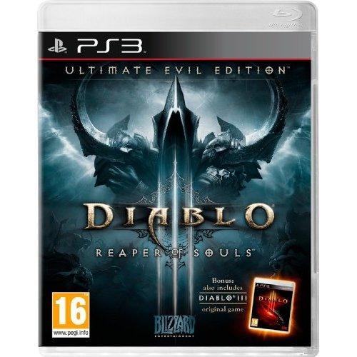 Diablo III: Reaper of Souls - Ultimate Evil Edition (PS3)