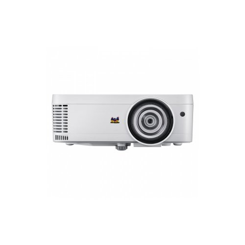 Viewsonic PS501W Desktop projector 3400ANSI lumens DLP WXGA (1280x800) 3D White data projector