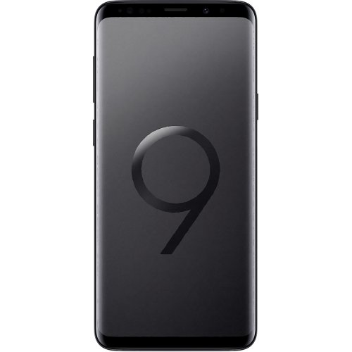 (Unlocked, 128GB) Samsung Galaxy S9+ Hybrid Sim | Midnight Black