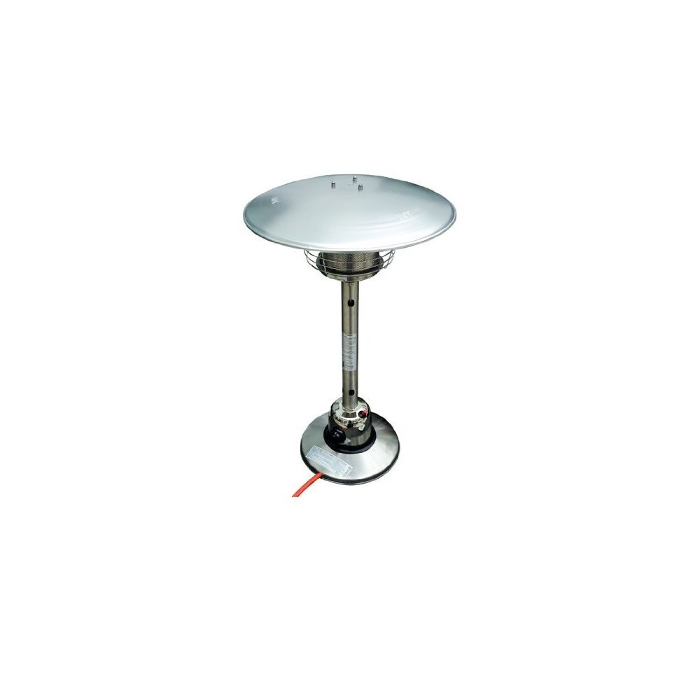 Outsunny 4kw patio heater tabletop heater on onbuy for Tabletop patio heater reviews