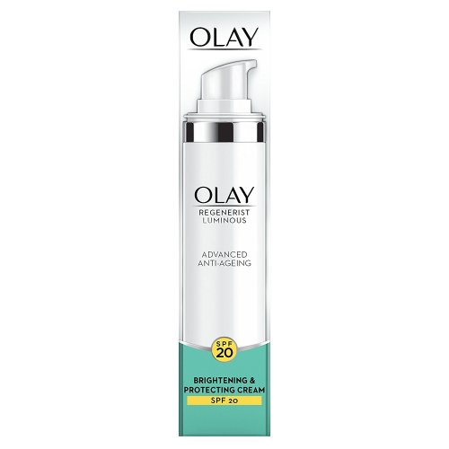 Olay Regenerist Luminous Brightening and Protecting Cream SPF20 50 ml
