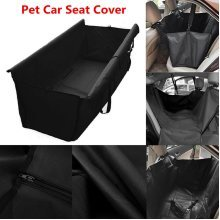 135x135x55cm Waterproof Car Rear Back Seat Cover Pet Dog Cat Safety Mat Protector Hammock