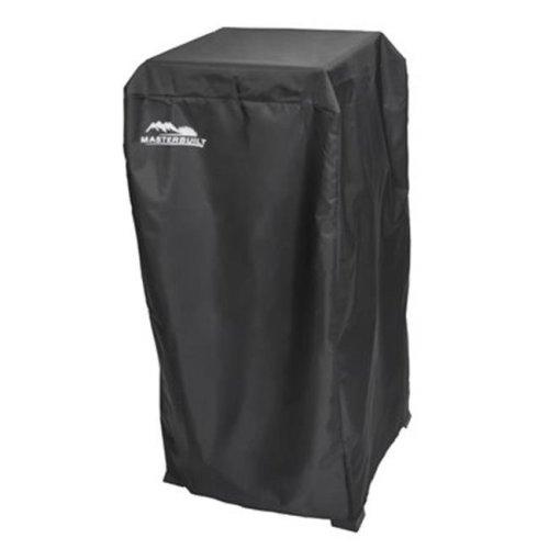 Masterbuilt Manufacture 218011 30 in. Propane Smoker Cover - Black