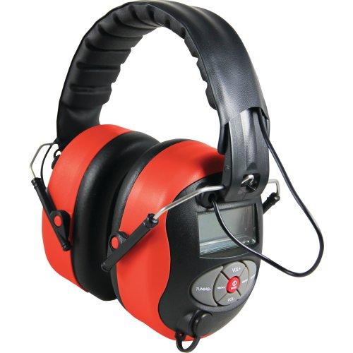 Delta Plus Pit Radio 2 SNR 28dB Electronic Ear Defenders FM MP3 AUX