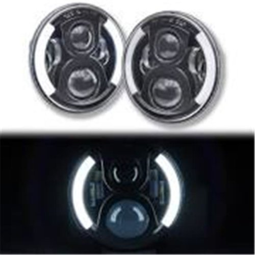 Heise HEH10LED LED Replacement Headlight Conversion Kit