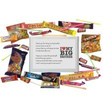 New Big Brother Sweet Box - A gift from your new arrival