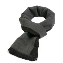 Wool Cashmere Winter Warm Scarf Neck Wrap Scarves Mens Scarves,G