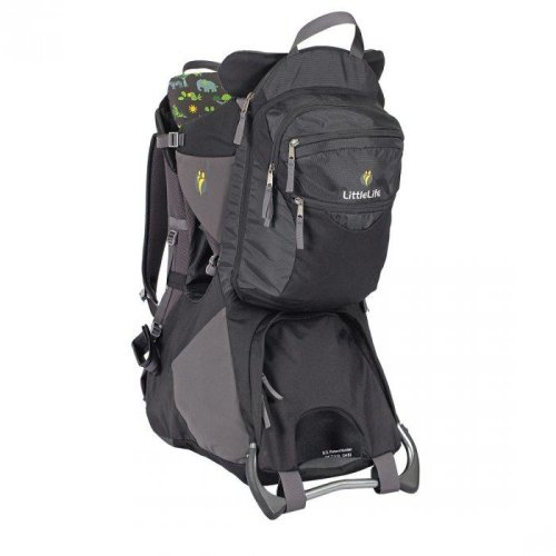 LittleLife Voyager S5 Child Carrier (Black)