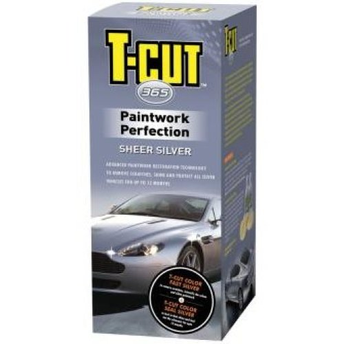 T-Cut 365 Paintwork Perfection Sheer Silver Kit