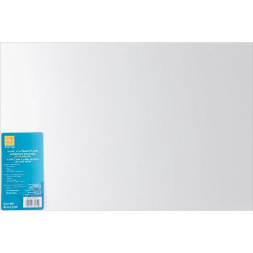 "EZ Quilting Heat Resistant Template Plastic-12""X18"""