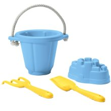 Green Toys SNDB-1017 Sand Play Set, Blue