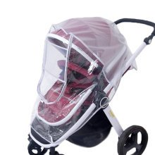 Baby Stroller Windproof Rain Cover Insect Netting ?Size L?