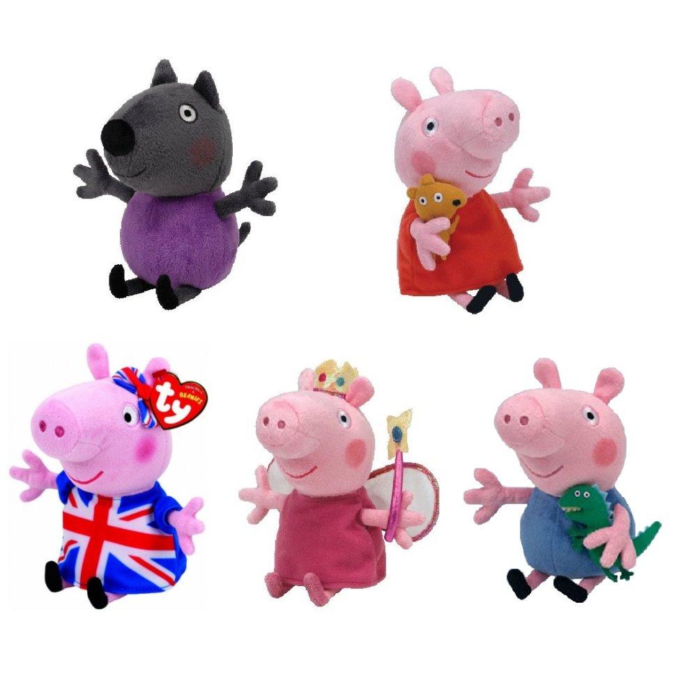 2874aeaa13f ... Peppa Pig Ty Beanies 6