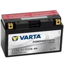 Varta AGM Battery 12 V 7 Ah YT7B-4 / YT7B-BS