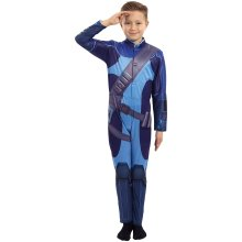 Thunderbirds Scott Tracy Costume -  thunderbirds uniform international rescue scott tracy role play new