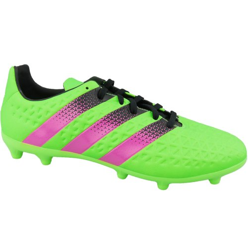 adidas Ace 16.3 FG/AG AF5145 Mens Green football trainers