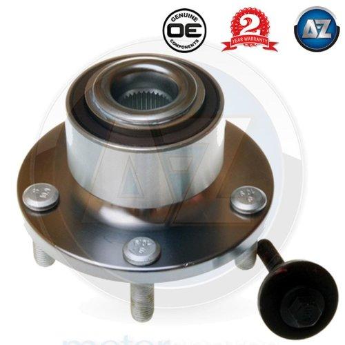 For Ford Focus MK2 + C-Max 1.4 1.6 1.8 2.0 Ti Tdci Front Wheel Bearing Hub Kit