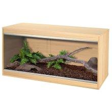 Vivexotic Repti Home Vivarium Medium Oak 862x375x421mm