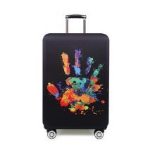 Cool Travel Luggage Dustproof Protector Suitcase Suits for 22-24 Inch Luggage #4