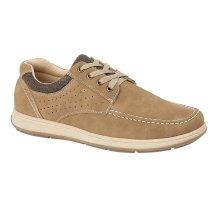 Ainsdale is a mens lace up casual shoe